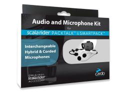 Kit audio Cardo Scala Rider Packtalk-Smartpack