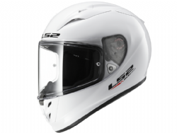 Casco Ls2 FF323 Arrow R Evo Solid Blanco