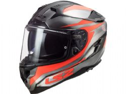 Casco Ls2 FF327 Challenger Cannon Jeans / Naranja