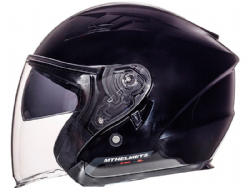 Casco MT Avenue Sv Solid Negro