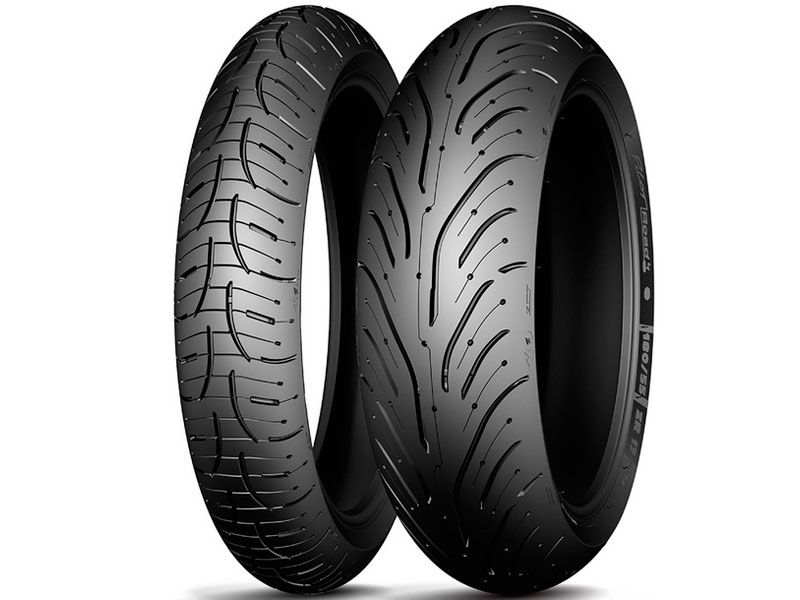 Neumático Michelin Pilot Road 4 120/70/17 58W