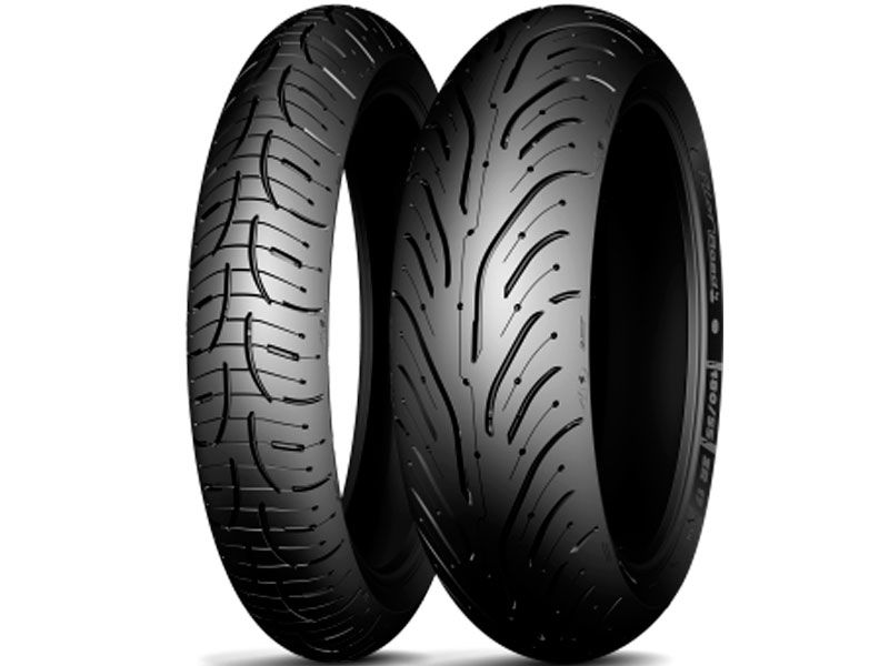 Neumático Michelin Pilot Road 4 Trail 150/70/17 69V