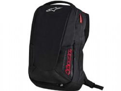Mochila Alpinestars City Hunter Negra / Roja