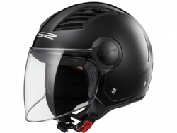 Casco Ls2 OF562 Airflow L Solid Negro