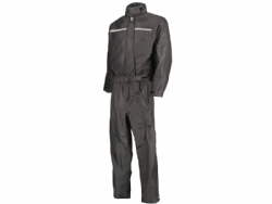 Impermeable Oj Compact Total Black R025