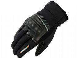 Guantes On board Faster Negro