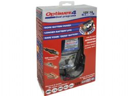 Cargador batería Tecmate Optimate 4 Dual Program