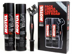 Pack Limpia Cadena Motul Off Road