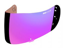 Pantalla Icon Optics Fog Free RST Espejo morado 0130-0648