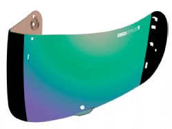 Pantalla Icon Optics Fog Free RST Iridium Verde 0130-0480