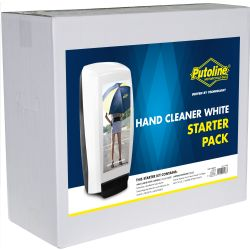 Putoline Hand Cleaner White Starter pack