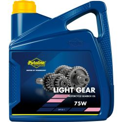 Aceite Putoline Light Gear 75W 4 Litros