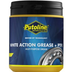 Putoline White Action Grease + PTFE 600 gr