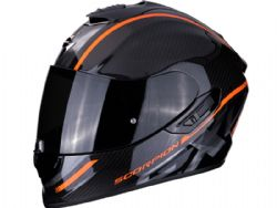 Casco Scorpion Exo-1400 Carbon Air Grand Naranja