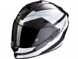 Casco Scorpion Exo-1400 Carbon Air Legione Blanco