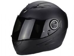 Casco Scorpion Exo-490 Negro Mate