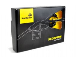 Scottoiler Scorpion Dual Injector SO-SO-5000