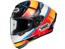 Casco Shoei X-Spirit 3 De Angelis TC-1
