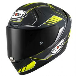 Casco Suomy SR-GP Gamma Amarillo Mate