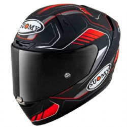 Casco Suomy SR-GP Gamma Rojo Mate