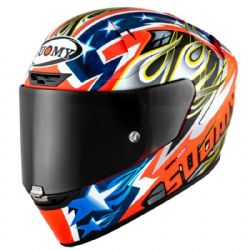 Casco Suomy SR-GP Glory Race Amarillo Mate