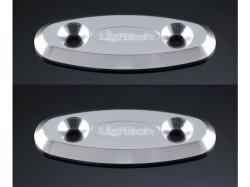 Tapa retrovisor Lightech SPE104SIL
