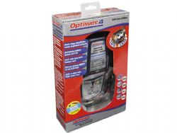 Cargador batería Tecmate Optimate 4 CAN-bus TM-350