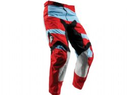 Pantalón Thor Pulse Level Powder Azul / Rojo