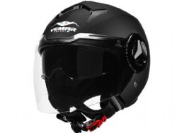 Casco Vemar Breeze Negro Mate