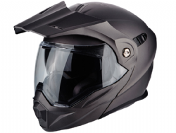 Casco Scorpion Adx-1 Solid Antracita Mate