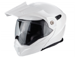Casco Scorpion Adx-1 Solid Blanco