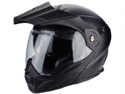 Casco Scorpion Adx-1 Solid Negro Mate
