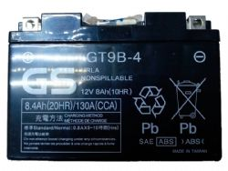 Batería Gs Battery GT9B4