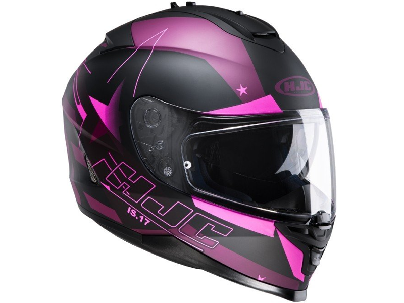 Casco Hjc IS-17 Armada MC8F