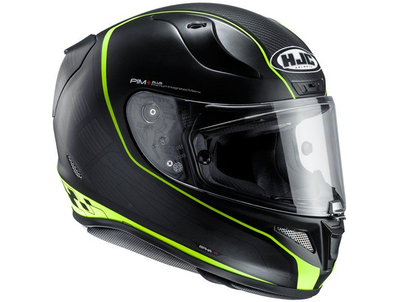 Casco Hjc Rpha 11 Riberte MC4SF