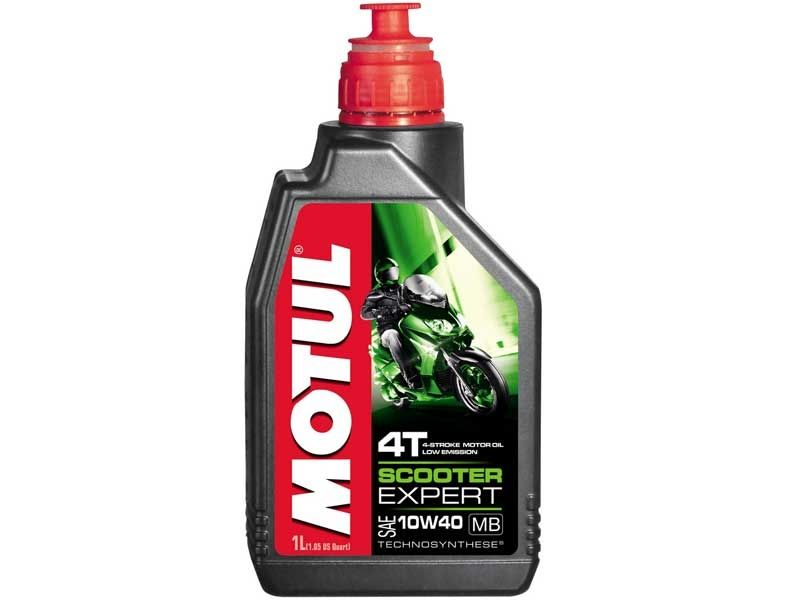Aceite Motul Scooter Expert 10W40 MB 1 Litro