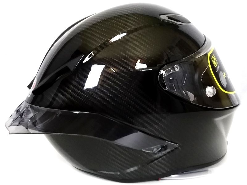 Casco Agv Pista GP R Carbono Brillo