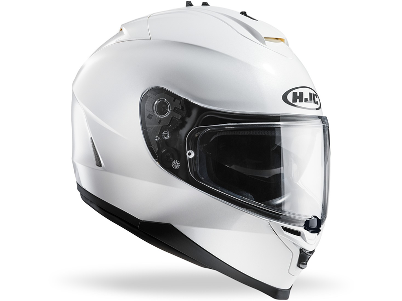 Casco Hjc IS-17 Blanco