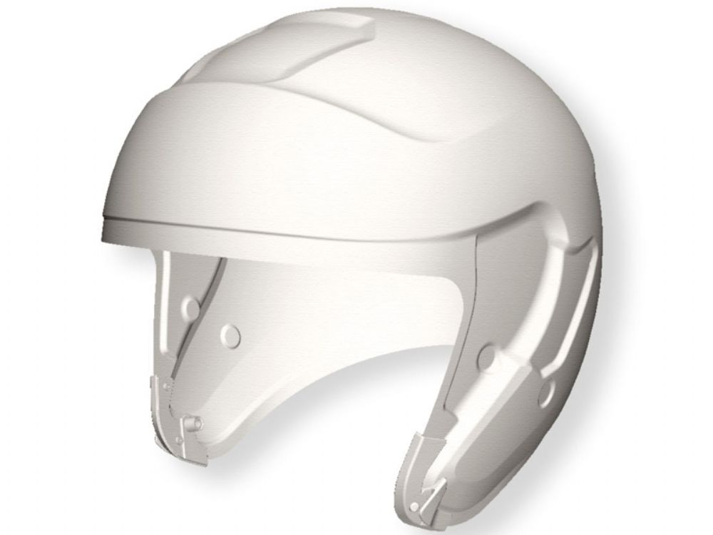 Casco Shoei J-Cruise Light Silver