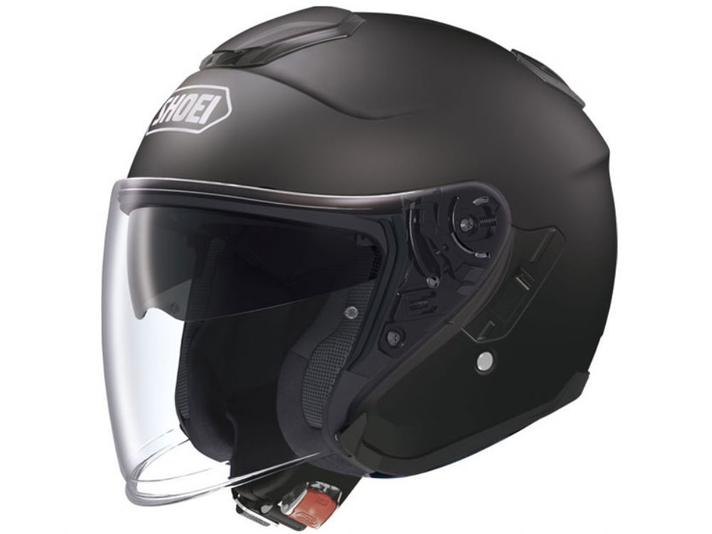 Casco Shoei J-Cruise Black Matt