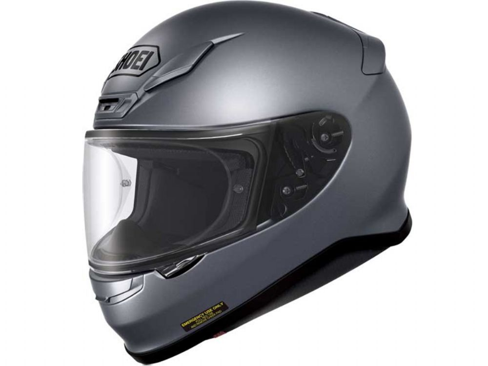 Casco Shoei Nxr Pearl Grey