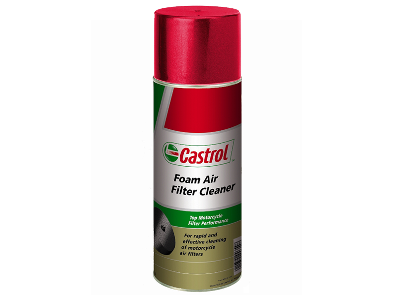 Castrol Foam Air Filter Oil 0.4 Litro