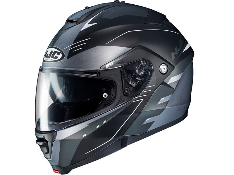 0e9d2fe1ae5e7 Casco Hjc IS-MAX II Cormi MC5SF