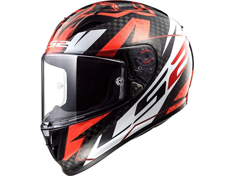 Casco Ls2 FF323 Arrow C Evo Replica Loris Baz