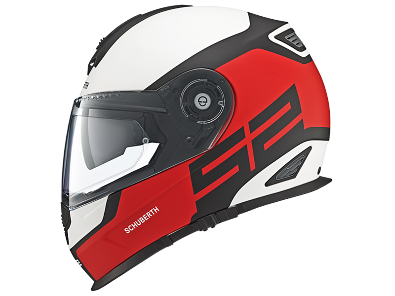 Casco Schuberth S2 Sport Elite Rojo