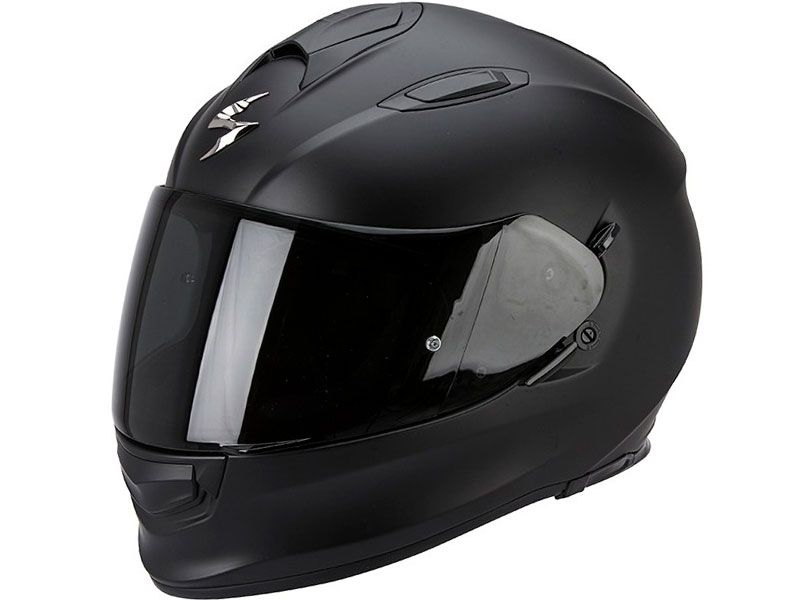 Casco Scorpion Exo-510 Air Negro Mate