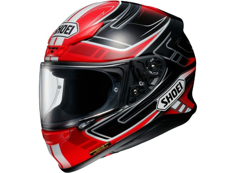 Casco Shoei Nxr Valkyrie Tc-10