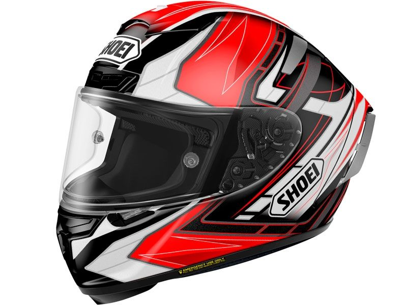 Casco Shoei X-Spirit 3 Assail Tc-1
