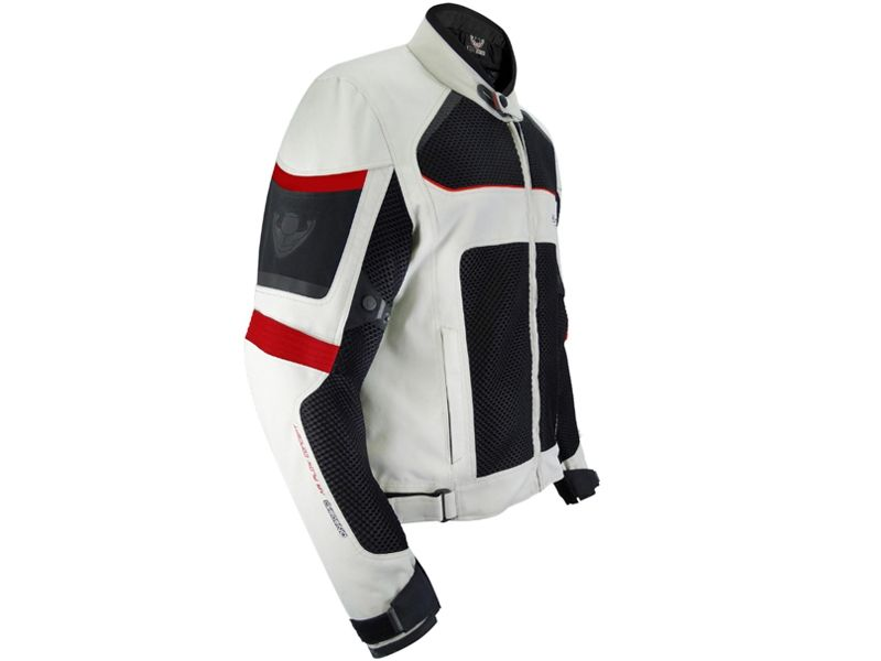 Chaqueta On board 3D-Air Gris / Negro / Rojo