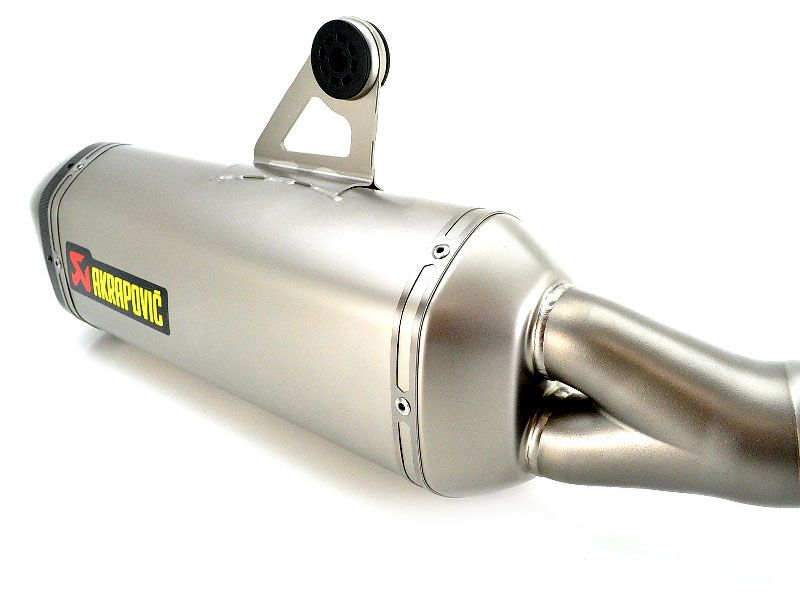 Escape Akrapovic S-B12SO10-HAAT